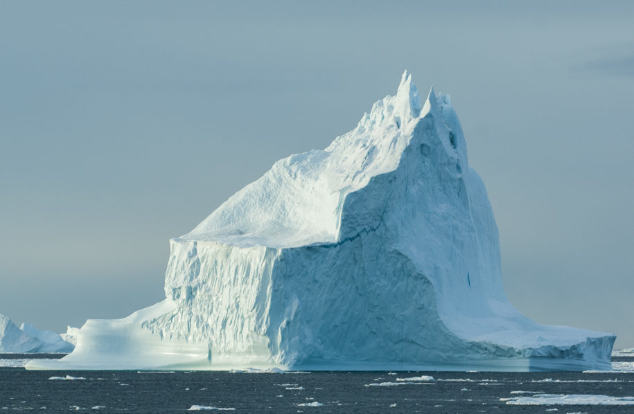 Isbjerg Greenland